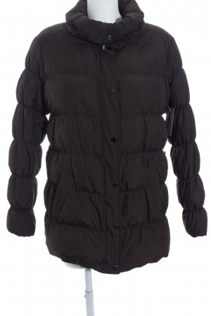 esprit collection Daunenjacke braunviolett Casual-Look