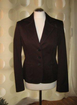 Esprit Collection: Eleganter Anzug in Schokoladenbraun Größe M