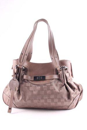esprit collection Handbag light brown-dark grey casual look