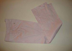 Esprit Collection Hose Anzugshose Bügelfalte Flat Popelline Gr. 38 rosé rosa neu