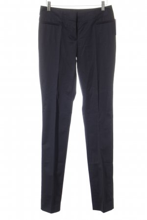 esprit collection Pantalone a vita bassa nero stile professionale