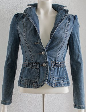 ESPRIT COLLECTION ~ JEANS JACKE BLAZER ~ SIZE 32
