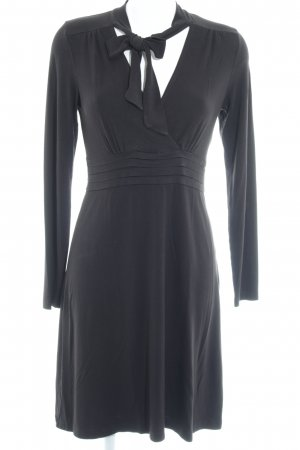 esprit collection Jerseykleid schwarz Casual-Look