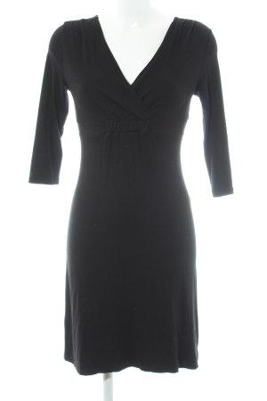esprit collection Jerseykleid schwarz schlichter Stil