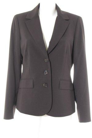 esprit collection Kurz-Blazer schwarz Business-Look