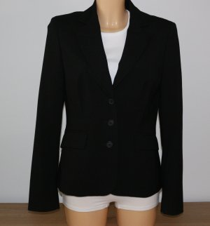 ESPRIT Collection Kurz-Blazer Schwarz - Gr. 36