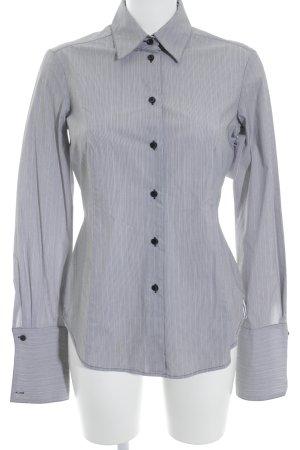esprit collection Shirt met lange mouwen gestreept patroon casual uitstraling