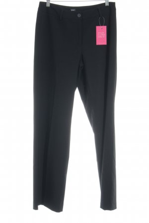 esprit collection Linen Pants black business style