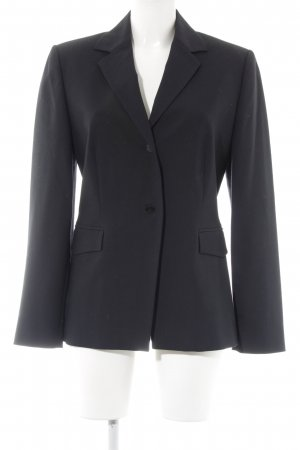 esprit collection Long-Blazer schwarz Business-Look