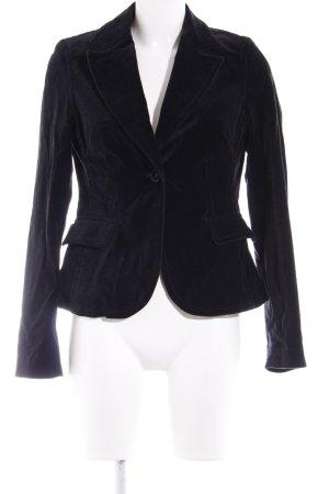 esprit collection Long-Blazer schwarz Elegant