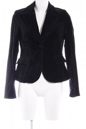 esprit collection Long-Blazer schwarz Elegant