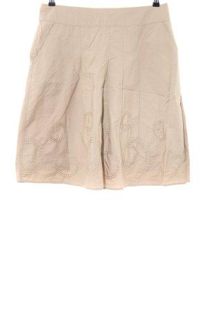 esprit collection Midi Skirt cream casual look