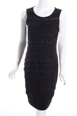 esprit collection Schlauchkleid schwarz klassischer Stil