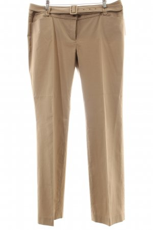 esprit collection Stoffhose beige schlichter Stil