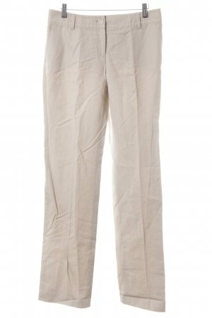 esprit collection Stoffhose hellbeige Business-Look