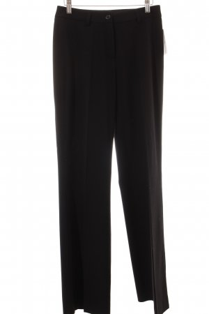 esprit collection Stoffhose schwarz Business-Look