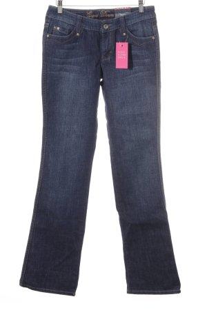 "esprit collection Straight-Leg Jeans ""dallas"" blau"