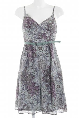 esprit collection Strandkleid florales Muster Beach-Look