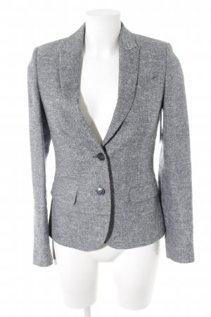 esprit collection Blazer sweat moucheté style d'affaires
