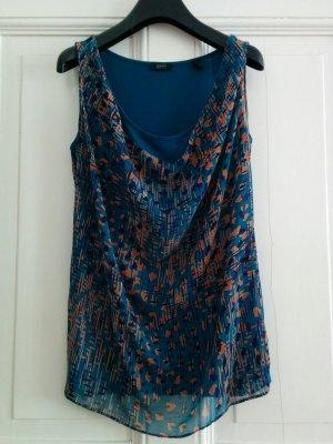 esprit collection Cowl-Neck Top multicolored
