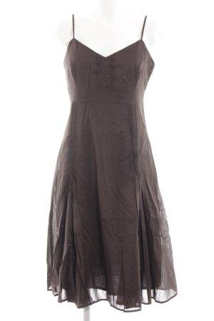 esprit collection Trägerkleid bronzefarben Casual-Look