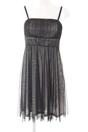 esprit collection Trägerkleid schwarz Elegant