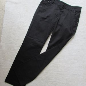 esprit collection Drainpipe Trousers black cotton