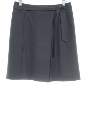 esprit collection Wraparound Skirt black flecked business style