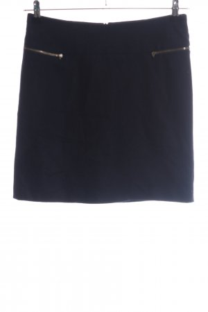 esprit collection Wool Skirt black casual look