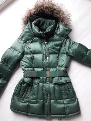 ESPRIT Collections Daunenmantel /Jacke grün Gr.38 ♡ TOP ♡