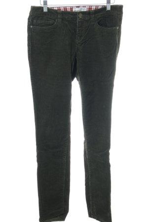 Esprit Corduroy Trousers khaki casual look