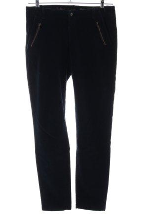 Esprit Pantalón de pana azul oscuro look casual