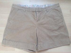 Esprit Pantalón de pana marrón claro
