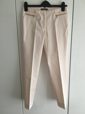 Esprit Pleated Trousers cream mixture fibre
