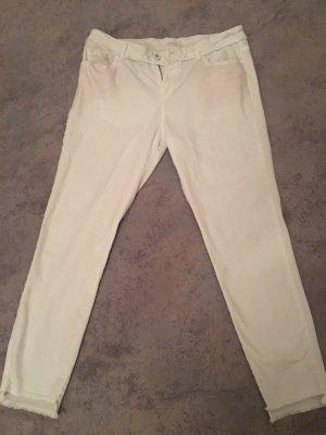 Esprit Jeans a 7/8 bianco