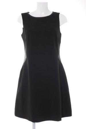 Esprit Vestido cut out negro estilo «business»