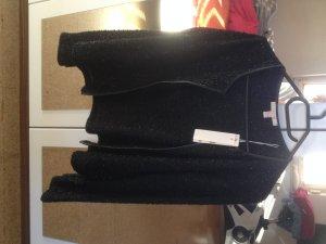 Esprit Damen Jacke mit metallisiertem Effektgarn