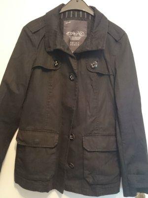 Esprit Damen-Jacke tiefes dunkelblau Gr. 38 - reduziert!