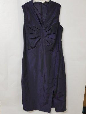 esprit damen kleid in violett gr. 38 neu