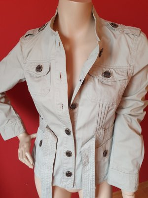 de.corp by Esprit Safari Jacket sand brown