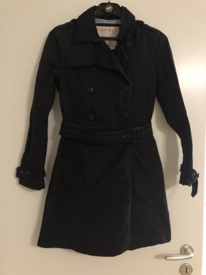 Esprit Damen Mantel Trenchcoat