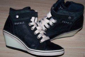 ESPRIT Damen Sneaker Lexa Wedge Gr. 36
