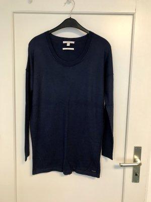 Esprit Jersey holgados azul-azul oscuro