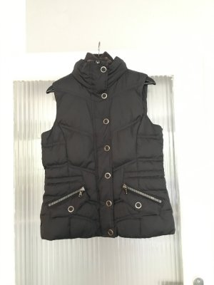 esprit collection Down Vest black polyester