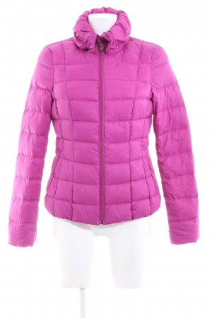 Esprit Daunenjacke pink Steppmuster Casual-Look