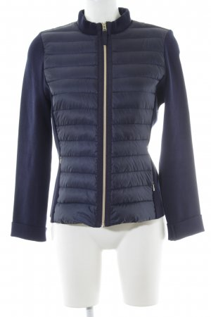 Esprit Down Jacket dark blue-gold-colored classic style