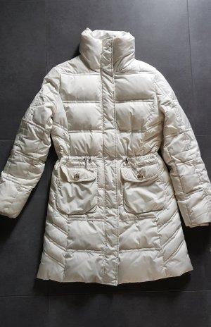 Esprit Abrigo de plumón blanco