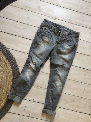 Esprit Jeans boyfriend gris