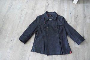 Esprit Vareuse noir-bleu foncé coton