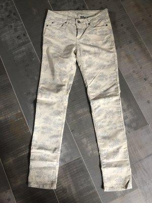 Esprit Straight Leg Jeans cream-steel blue